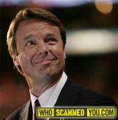 Scam - John Edwards the Cheater!!