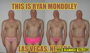 Ryan Mondoley from Las Vegas, Nevada is trash.